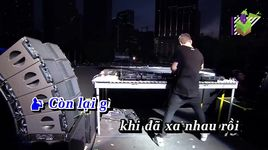 anh nho em remix (karaoke) - tuan hung