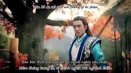 anh hung le (vo than trieu tu long ost) (vietsub, kara) - ton minh vu (sun mingyu)