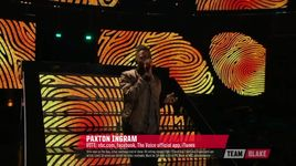 hands to myself (the voice 2016 - top 12) - paxton ingram