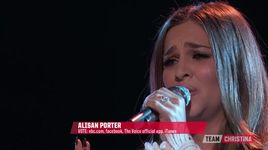 stone cold (the voice 2016 - top 12) - alisan porter