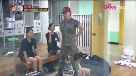 140824 real man female soldier special ep 1 (vietsub) - v.a