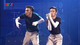 tiet muc popping khien bgk phat cuong (vietnam's got talent 2016 - chung ket 1) - v.a