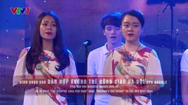 vietnam's got talent 2016 - chung ket 1: hail holy queen - dan hop xuong tre cong giao ha noi - v.a
