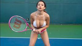 di tap tennis nao anh em - v.a