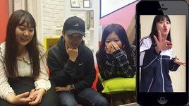 phan ung nguoi han quoc khi xem clip khanh vy - nu sinh nghe an noi 7 thu tieng - v.a