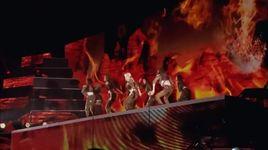 fire alarm (phantasia in japan live) - snsd