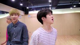 just right (dance practice crazy boyfriend version) - got7