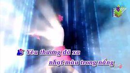 con lai nho thuong (karaoke) - kevin khoa, phi nhung