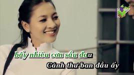 chuyen do khong em (karaoke) - tuan cuong
