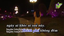 chuyen tinh khong di vang (karaoke) - ho quang 8