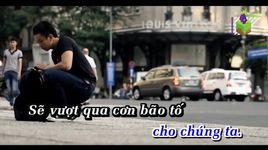 chuyen tinh ngheo (karaoke) - duc huy