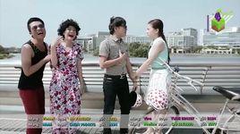 chuyen tinh non bao hiem remix (karaoke) - luu bao huy