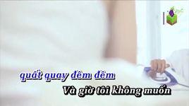 con duong tinh yeu (karaoke) - lam truong
