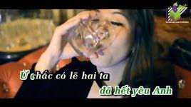 duong song song (karaoke) - du thien