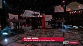 i can't make you love me (the voice 2016 - top 11) - hannah huston