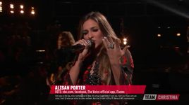 cryin' (the voice 2016 - top 9) - alisan porter