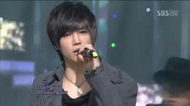 i love you & i love you (live) - oh won bin, hyuna