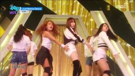 i just wanna dance (160514 mbc show music core) - tiffany (snsd)