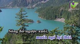 chuyen nang hang xom (karaoke) - truong vu