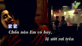 con chut nghen ngao (karaoke) - dam vinh hung