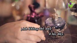 con dau cuoi cung (karaoke) - hoang chau