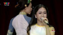 than tuong bolero 2016 - chung ket: chieu lang em - phuong anh - v.a