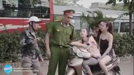 cong an gap phai thanh roi  - v.a