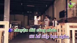 chuyen doi cong nhan (karaoke) - luong gia hung, luong gia huy
