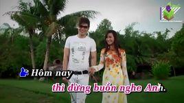 chuyen mot nguoi di (karaoke) - luu chi vy, ly dieu linh