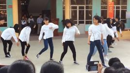 nhay dan vu bang bang bang cuc chat (lop 11a6 - thpt me linh, ha noi) - v.a