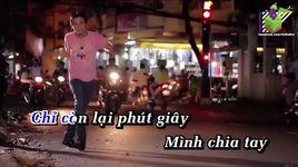 cuoc tinh buon (karaoke) - tong gia vy