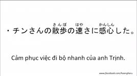 hoc tu vung tieng nhat - mimi kara oboeru n3 - bai 4 - danh tu (311-410) - v.a