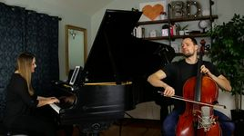 when we were young (adele - cello piano cover) - brooklyn duo