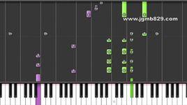 man in love (infinite cover) - piano