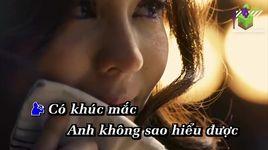 dau cham het (karaoke) - thien truong dia hai