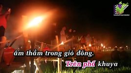 dem cho phien mua dong (karaoke) - thai hien