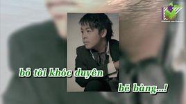 dem cuoi (karaoke) - quang le