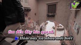 dem lanh (karaoke) - cao thai son, uyen linh