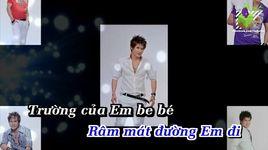 di hoc remix (karaoke) - luong gia huy