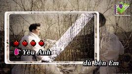 di tim noi dau (karaoke) - hong ngoc, dam vinh hung