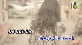 di vang cuoc tinh (karaoke) - bang kieu, hong nhung