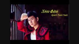 xom dem (handmade clip) - quach thanh danh
