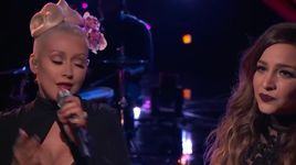 you've got a friend (the voice 2016 - finale) - alisan porter, christina aguilera