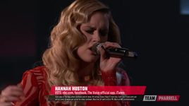 every breath you take (the voice 2016 - finale) - hannah huston