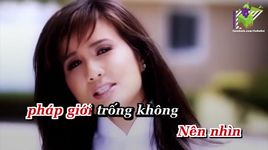 doi toi la ni co (karaoke) - ha vy