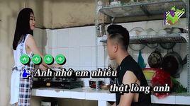 don dau anh van yeu (karaoke) - chau khai phong