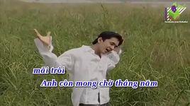 dong song xua (karaoke) - dan truong