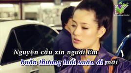 em co biet khong (karaoke) - le hieu