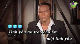 em gian doi sao mong toi that long (karaoke) - lam chan huy