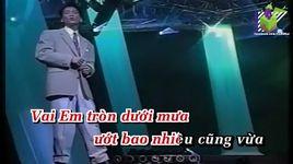 em hien nhu ma soeur (karaoke) - don ho
